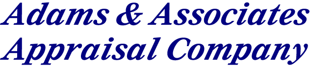 Adams and Associates Appraisal Company